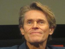 "Paul Auster on Willem Dafoe: ""Willem is an ambiguous character, Van Horn is. I never thought of him as the devil, though. He's more like St. Peter."""