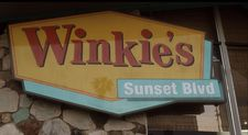 My mind went, who knows why, to the monster behind Winkie's diner in Mulholland Drive