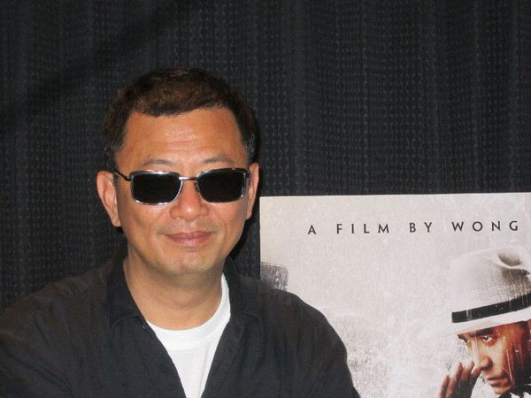 Director Wong Kar Wai on Scorsese: 'Marty has always been a great inspiration.'