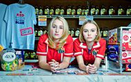 Yoga Hosers - photo by Allan Amato