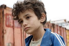 "Nadine Labaki on Zain al Rafeea in Capernaum (Capharnaüm): ""You see how tiny and small he is, but at the same time, he's very fierce, he has a very very strong personality ..."""