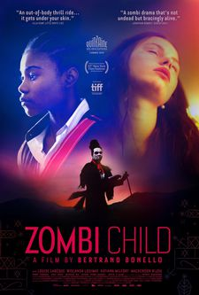 Zombi Child poster - opens on January 24 in the US