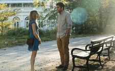 Diana (Zosia Mamet) and Ben's (Matthew Shear) first date in Prospect Park, Brooklyn