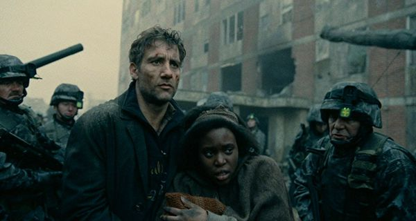 Clive Owen on Children Of Men: 'Some films take more out of you than others, but I always have a good time'