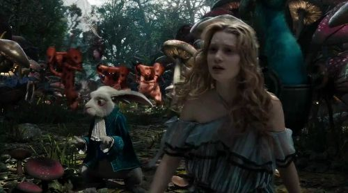 Alice In Wonderland 2010 Movie Review From Eye For Film