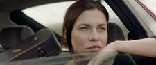 Rumanian actress Ana Ularu, who has appeared in Romanian New Wave films by such directors as Cristian Mungiu, appears as Marina in Lift Share