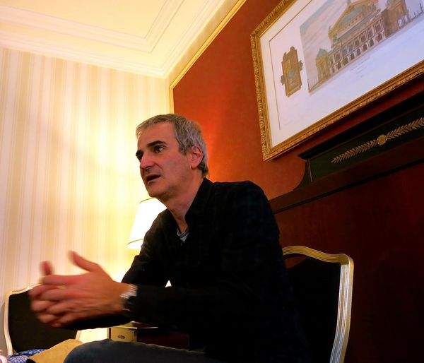 "Olivier Assayas: ""Acting is also part of what goes on between an actor and a director."""