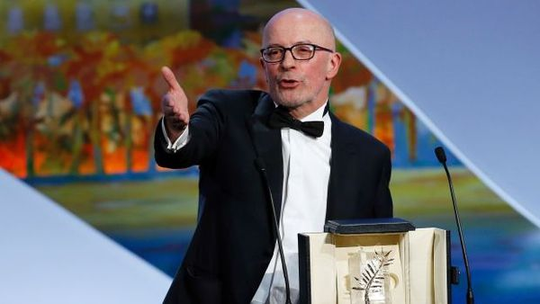 Jacques Audiard, 2015 Palme d'Or winner for Dheepan