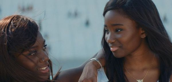 Girlhood break-out stars Karidja Touré and Assa Sylla
