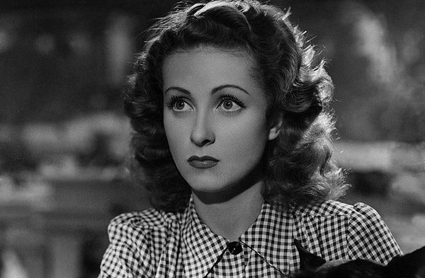 Danielle Darrieux in her Fifties hey-day