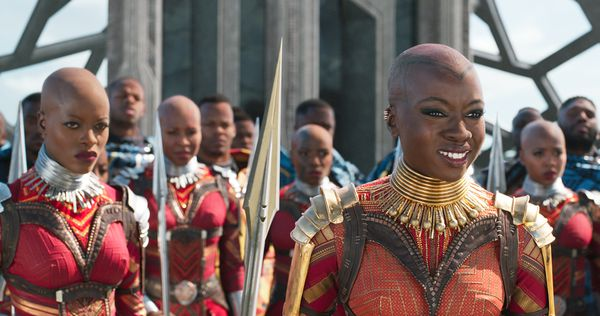 Black Panther is among the Golden Globes front runners