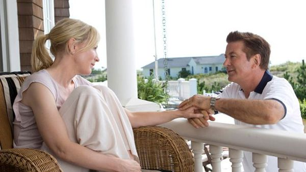 Cate Blanchett and Alec Baldwin in Woody Allen's Blue Jasmine, to be screened in Deauville's preview section.