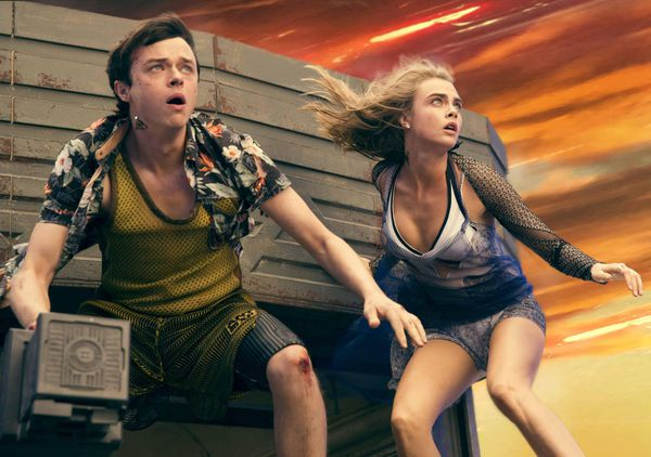Could Luc Besson's Valérian make it to Cannes? Dane DeHaan and Cara Delevingne look all set for Croisette action