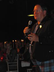 Brave executive producer John Lasseter - photo by Amber Wilkinson