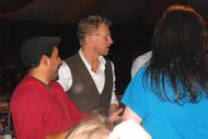 Kevin McKidd at Brave Ceilidh - photo by Amber Wilkinson