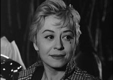 Giulietta Masina: 'You are just dying for her and yet she has that little clown tear'