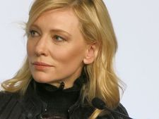 Cate Blanchett in Cannes for Carol: