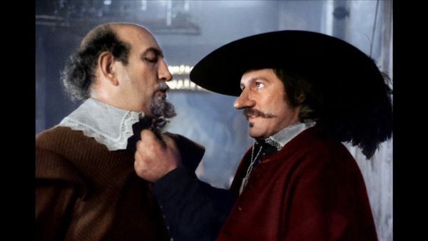 Cyrano De Bergerac director Jean-Paul Rappeneau will attend the London screening of the film.
