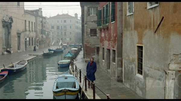 Roeg's vision of Venice in Don't Look Now