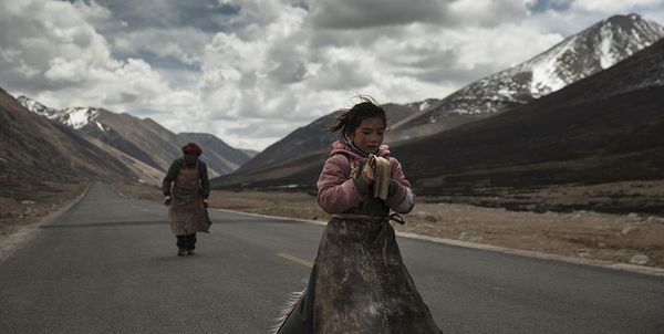 "Zhang Yang: ""It's the right time to shoot this film because of the rapid development of China in recent decades - people's standards of living have risen a lot but the values of people are in huge confusion"""