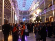 EIFF after party at the National Museum of Scotland