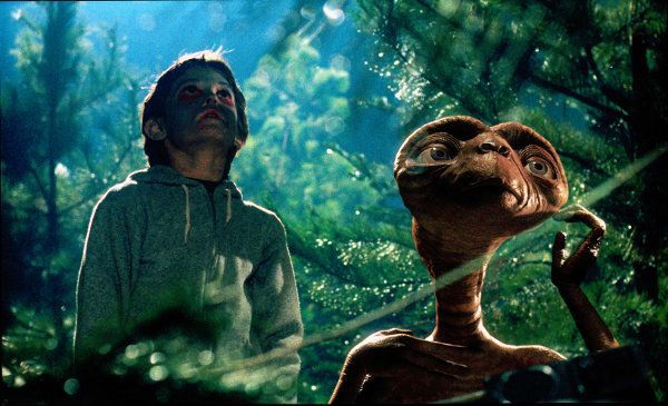 E.T. - The Extra Terrestial will be screened at EIFF 2016 with a live score.