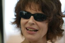 Fanny Ardant - goes behind the camera for the third time