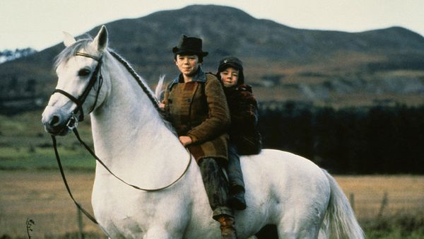 Into The West. Mike Newell: 'It's very funny from time to time, it's very wild from time to time and it's written by an extremely good Irish writer'
