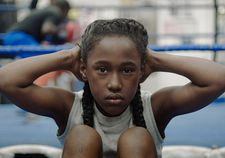 On The Fits: 'The wonderful thing about that film for us what that it was already so experimental.'