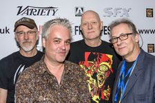 The gang's all here - behind the scenes with the Frightfest directors