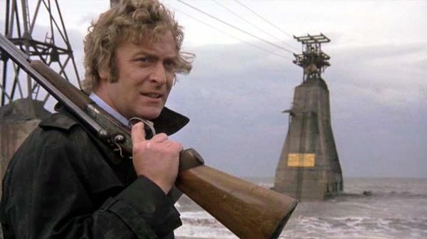 Get Carter is among the films chosen by Ian Rankin