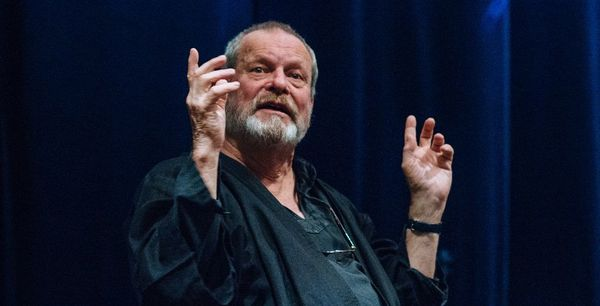 Terry Gilliam introduces The Zero Theorem