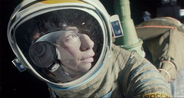 Gravity 2013 Movie Review From Eye For Film