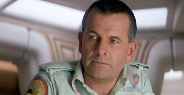 Ian Holm as Ash in Alien