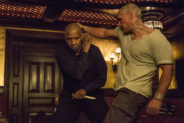 Denzel Washington in The Equalizer, which will open San Sebastian Film Festival.