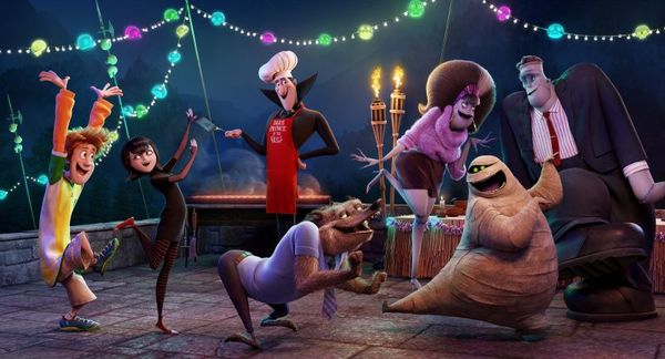 Hotel Transylvania 2 2015 Movie Review From Eye For Film