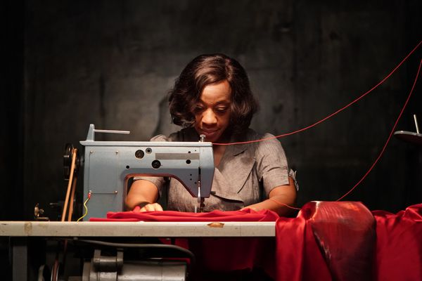 Peter Strickland's In Fabric, stars Marianne Jean-Baptiste