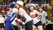All's fair in love and roller derby