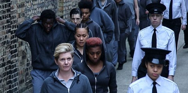Jackie Clune, front left, in Julius Caesar:  I thought, 'When am I going to get the chance to play Julius Caesar?'. How many actresses my age get to do that. I don't know any. So it was irresistible really'