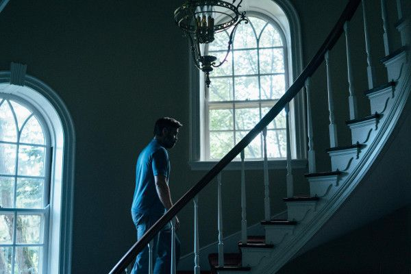 Colin Farrell in The Killing Of A Sacred Deer by Yorgos Lanthimos, part of the Cannes official Competition selection