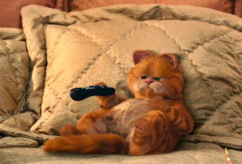 Garfield A Tail Of Two Kitties 2006 Movie Review From Eye For Film