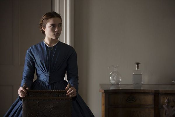 Florence Pugh in Lady Macbeth, which has 15 nominations