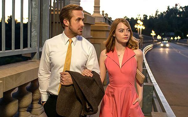 La La Land received 11 nominations, including Lead Actor and Actress for Ryan Gosling and Emma Stone