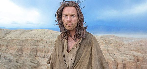 Ewan McGregor as Yeshua in Last Days In Desert
