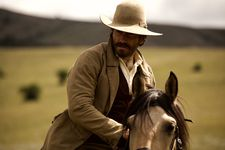 Way out West … Joaquin Phoenix in The Sisters Brothers