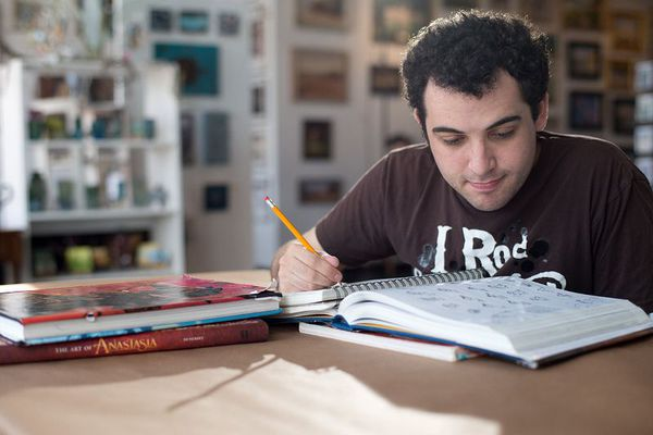 Owen Suskind in Life, Animated - Owen Suskind, an autistic boy who could not speak for years, slowly emerged from his isolation by immersing himself in Disney animated movies. Using these films as a roadmap, he reconnects with his loving family and the wider world in this emotional coming-of-age story.