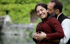 Vincent Lindon and Izia Higelin in Jacques Doillon's Rodin - another Cannes contender