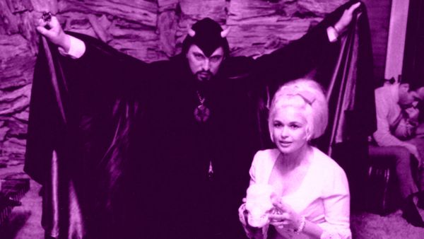 Beauty and the Beast: Jayne Mansfield meets Anton LaVey