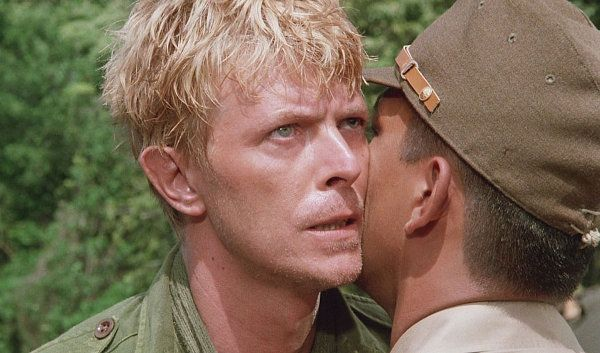 David Bowie in Merry Christmas Mr Lawrence