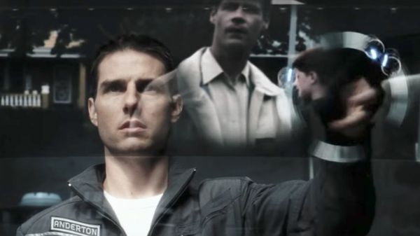 Minority Report 2002 Movie Review From Eye For Film
